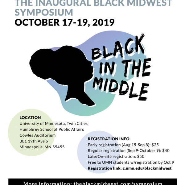 Black in the Middle: The Inaugural Black Midwest Symposium