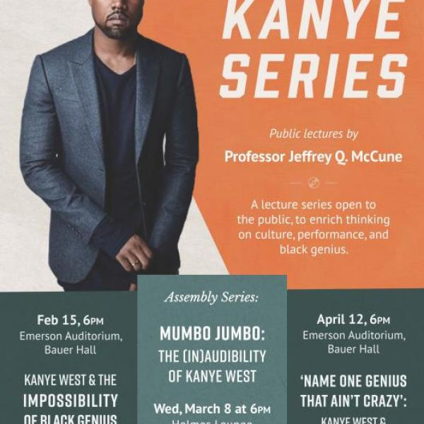 Kanye West & the Impossibility of Black Genius