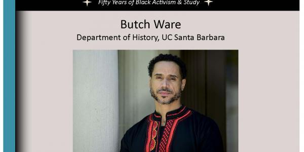 Butch Ware flyer