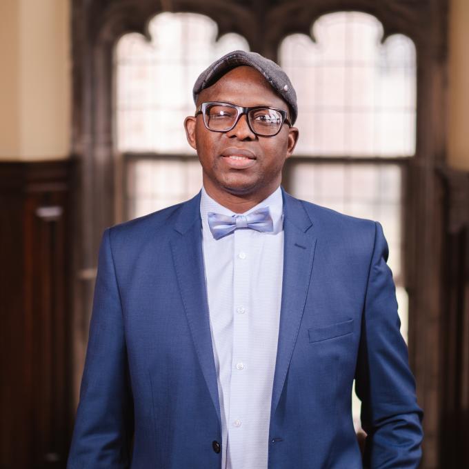 Headshot of El Hadji Samba Amadou Diallo